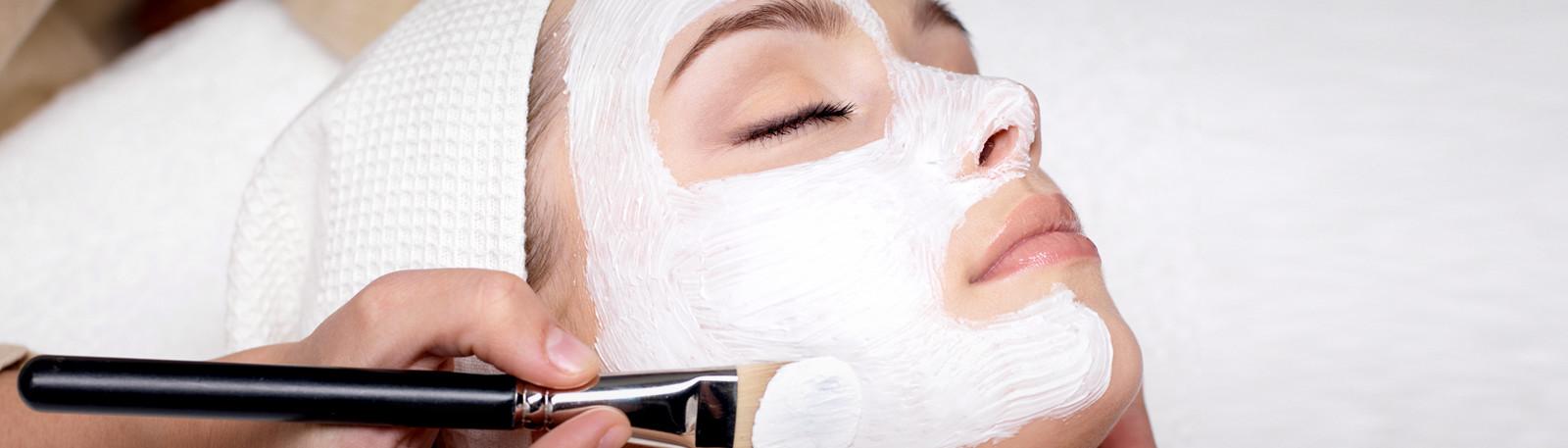 Zabieg wybielania skóry