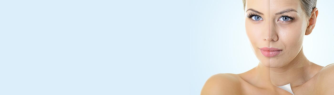 Laserowe odmładzanie twarzy – iPixel