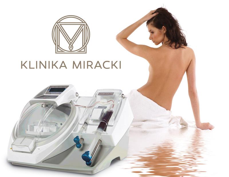 Zabiegi modelowania ciała w Klinice Miracki