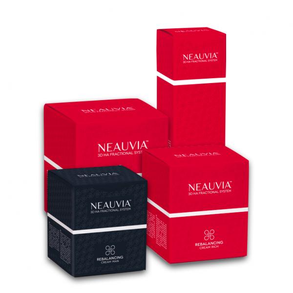 Dostępne w Klinice Miracki - kosmeceutyki Neauvia