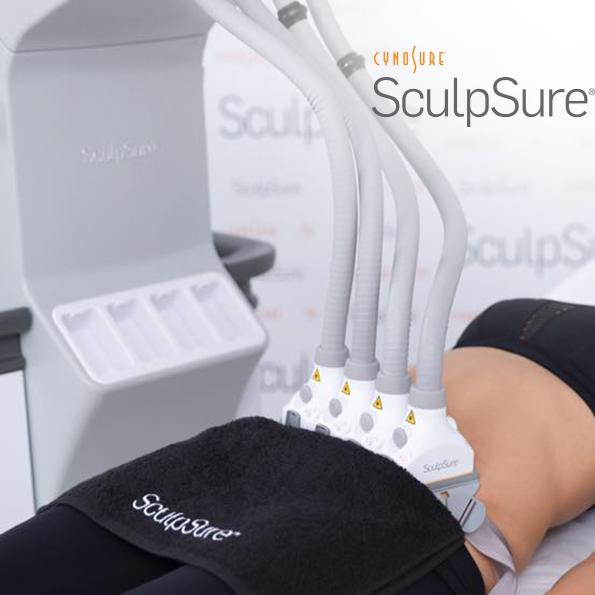 Laser SculpSure - modelowanie ciała, redukcja tłuszczu