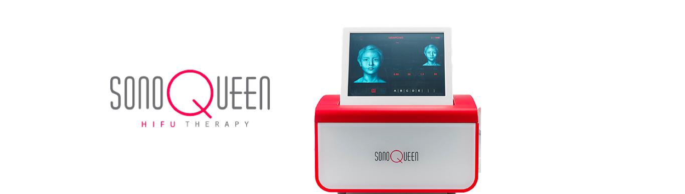 Sono Queen – ultradźwięki dla młodej skóry