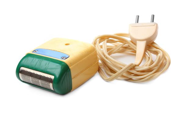 Najstarsze elektryczne depilatory mają już kilkadziesiąt lat