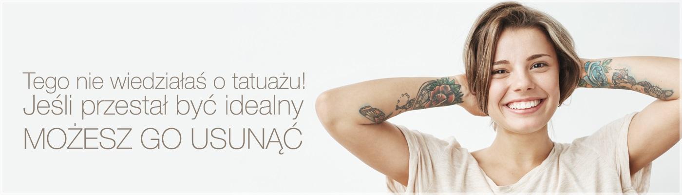 Tego nie wiedziałaś o tatuażu! Jeśli przestał być idealny, możesz go usunąć!