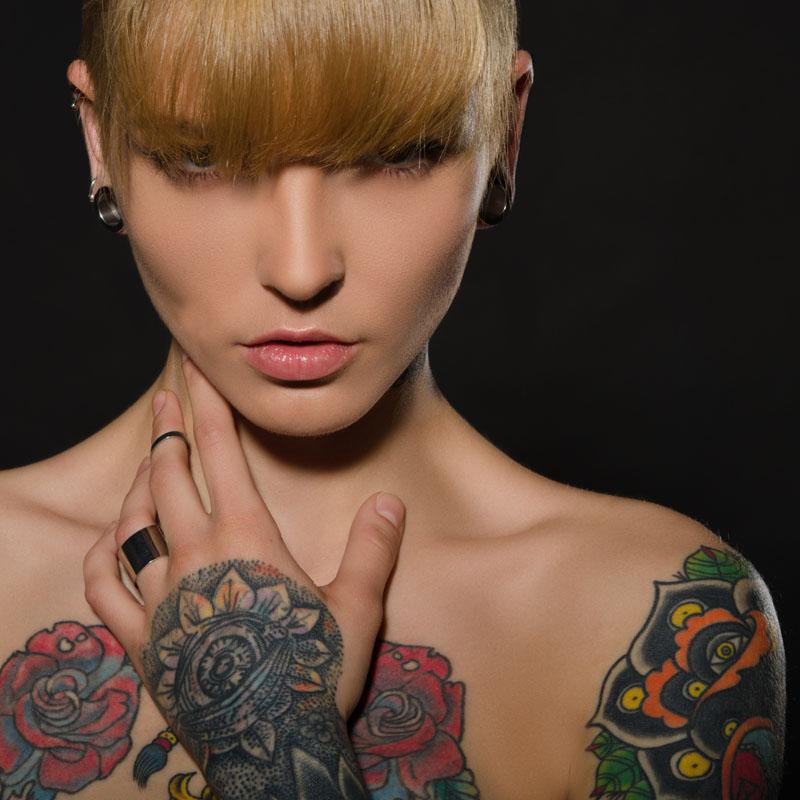 Usuwanie kolorowego tatuażu – rodzaj lasera ma znaczenie!