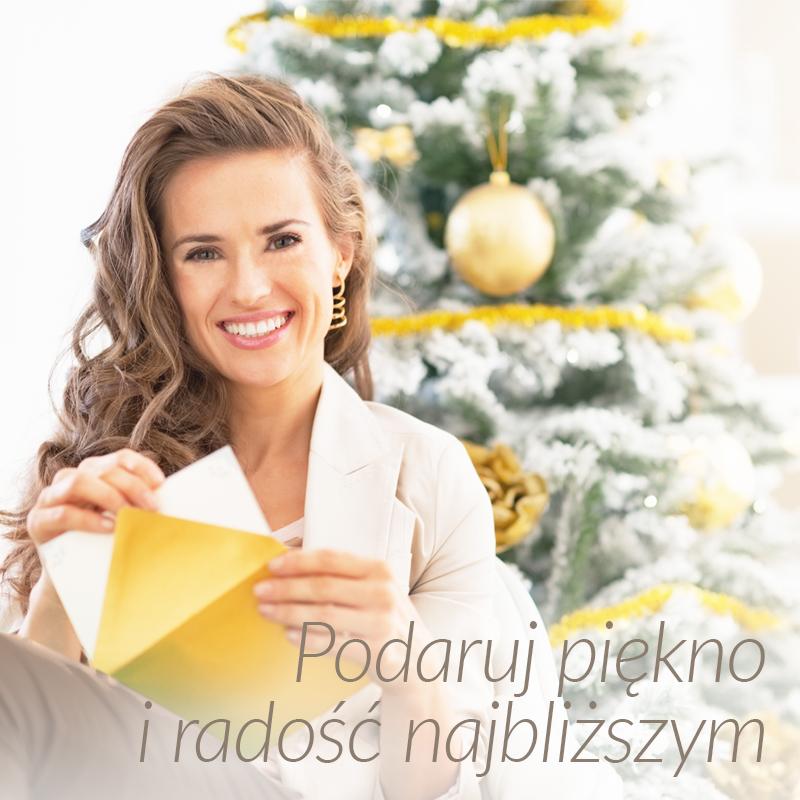 Bony upominkowe na Święta. Piękno dla Twoich Bliskich