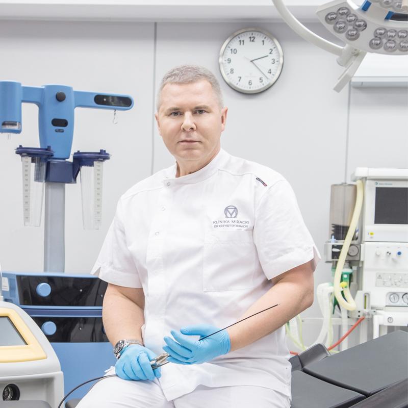 """""""Efekt Mefista, czyli co potrafi laser pikosekundowy"""" – wywiad z doktorem Krzysztofem Mirackim dla elleman.pl"""